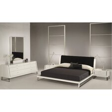 Bahamas Platform Customizable Bedroom Set