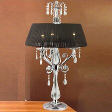 "DaVinci 36"" H Table Lamp with Empire Shade"