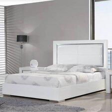 Ibiza Upholstered Panel Bed