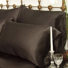 Charmeuse II Satin Standard Pillow Case (Set of 2)