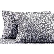 Wild Life Leopard Standard Pillow Case (Set of 2)