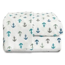 Anchors Away Sheet Set