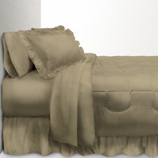 Charmeuse 4 Piece Comforter Set