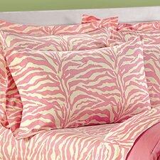 Wild Life Zebra Standard Pillow Case