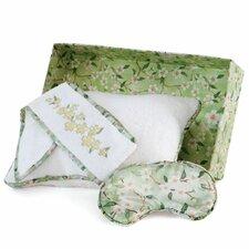 Bella and Bliss Spa Bath Cotton Throw Pillow