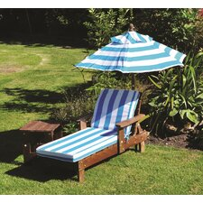 Childrens Sun Lounger Set