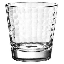 Armonia Double Old Fashioned Glass (Set of 6)