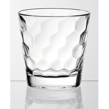 Honey Double Old Fashioned Glass (Set of 6)