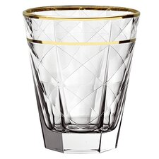Carre Double Old Fashioned Glass (Set of 6)