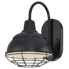 R Series 1 Light Outdoor Barn Light