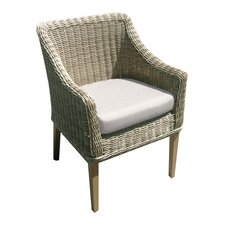 Lassiter Dining Arm Chair with Cushion