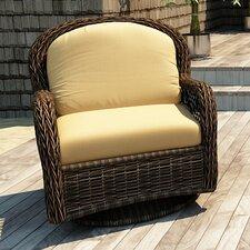 Leona Deep Seating Chair with Cushion