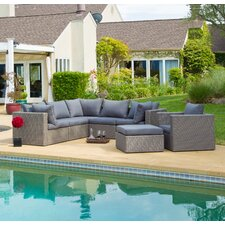 Vernus 8 Piece Seating Group with Cushion