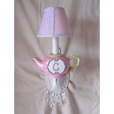 Millie's Teaparty 1 Light Wall Sconce