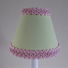 "5"" Pistachio Pudding Fabric Empire Candelabra Shade"