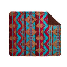 Native Journey Double-Sided Throw
