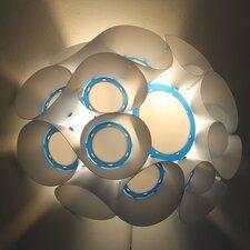 40 cm Lampenschirm Alvea aus Polypropylen