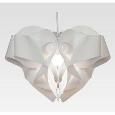 35 cm Lampenschirm Volant aus Polypropylen