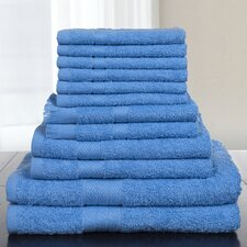 12 Piece Towel Set