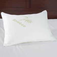 Bamboo Rayon Memory Foam Standard Pillow