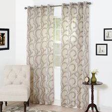 Andrea Single Curtain Panel