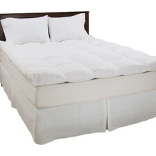 233 Thread Count Down Mattress Topper