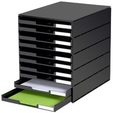 Styroval Usm 10-Drawer Lateral File