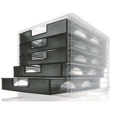 Schubladenbox LightBox mit 5 Schubladen
