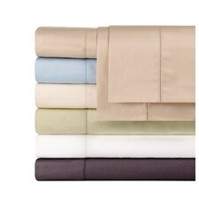 610 Thread Count 4 Piece Pima Cotton Sheet Set