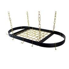 Oval Hanging Pot Rack