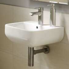 Series 600 40cm Wall Hung Basin