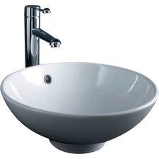 45 cm Aufsatzwaschbecken Diana