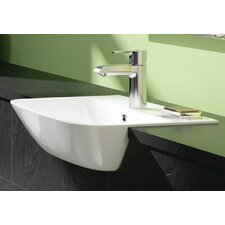 Summit 50cm Semi Recessed Basin