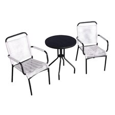Pasta 3 Piece Seating Group