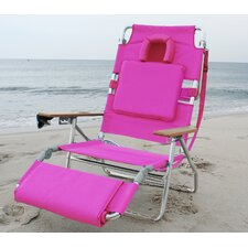 Padded Deluxe Beach Chair