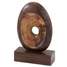 Mirilla Round Peephole Sculpture