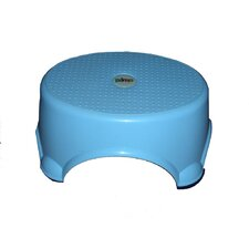 1-Step Plastic Children's Step Stool