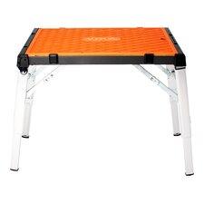 4 in 1 Multipurpose Work Platform Height Adjustable ABS Plastic Top Workbench