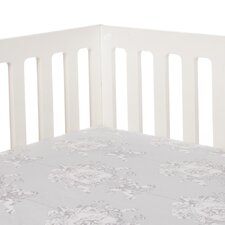 Heaven Sent Toile Fitted Sheet