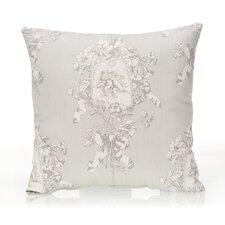 Heaven Sent Print Cotton Throw Pillow