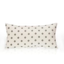 Heaven Sent Dot Cotton Bolster Pillow