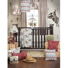 Happy Trails 3 Piece Bedding Set