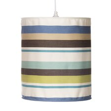 "16"" Liam Fabric Drum Shade"