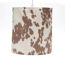 "14"" Happy Trails Hanging Drum Shade"
