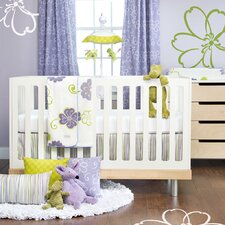 Lulu 3 Piece Crib Bedding Set