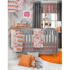 Calliope 3 Piece Crib Bedding Set