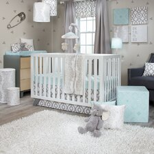 Soho 3 Piece Crib Bedding Set