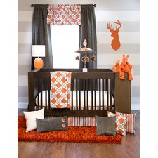Echo 3 Piece Crib Bedding Set