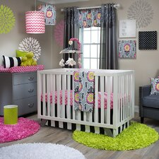 Pippin 3 Piece Crib Bedding Set