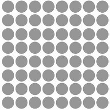 Dots Vinyl Wall Decal (Set of 70)